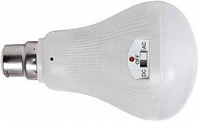Mettstone 50W Multi Color Wall-Mounted Emergency Bulb Light