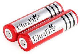 Ever Forever Ultra Fire BRC 18650 4000 mAh 3.7V li-ion Rechargeable Battery (1 Pair)