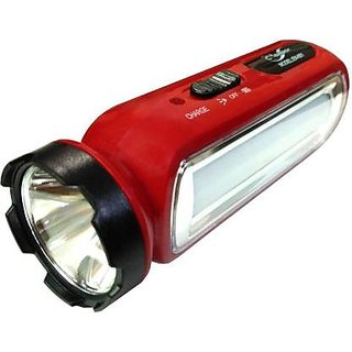 METTSTONE 24-TORCH CUM EMERGENCY TORCH Torch Emergency Light