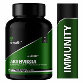 Artemisia Extract for Immunity Booster, immunity 90 Capsules 105mg-Pack of 1