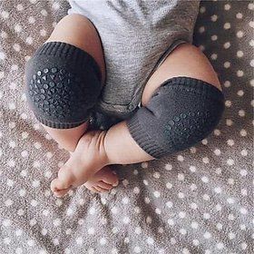 Shop Stoppers  Baby Knee Pads for Crawling, Elbow Safety Protector, Soft Cotton Comfortable Knee Cap-baby knee pad - 2