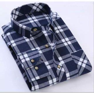 Fashion Check Shirt For mens