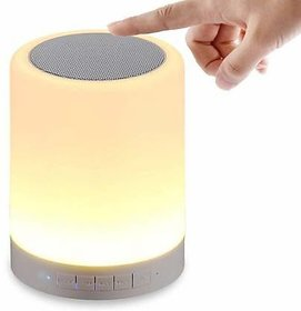Ever Forever LED Touch Lamp Bluetooth Speaker 5 W