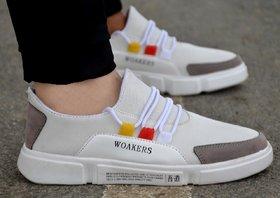 Woakers Men's Multicolor Sneakers