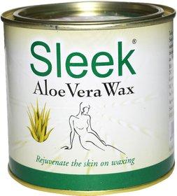 Sleek AloeVera Wax 600 gms