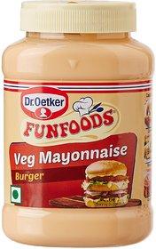 Fun Foods Burger Mayonnaise 250 g