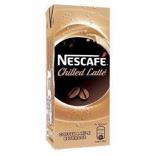Nescafe-Chilled Latte Coffee-180 Ml