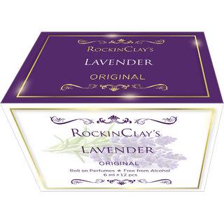 RockinClay's Lavendert 6ml Dozen Box