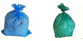 Clean Home- OXO Biodegradable Garbage Bags 6 Packs Total 180 Bags Medium Size  (19 X 21 inch) Disposable Dustbin Bags