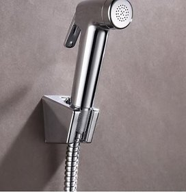 LOGGER - Toilet Conti Faucet Set with 1.5 Meter Flexible Chain