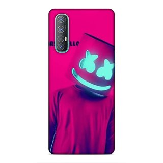 Printed Hard Case/Printed Back Cover for OPPO Reno 3 Pro
