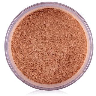 Miss Rose 12 Colors Face Foundation Makeup Transparent  Oil-control  Loose Powder Shade 6