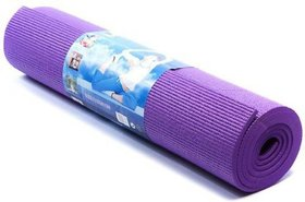Dilwala handloom- one piece of premium quality unisex yoga mat of 4mm for exercise, fitness and yoga purpose .