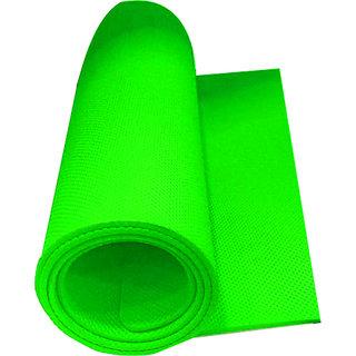 EVA Yoga Mats 24x72inch 8mm thickness Green