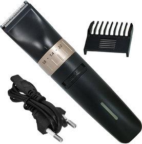 Gamai Men Cordless Electric Rechargeable Beard Mustache Hair Clipper Trimmer -307-B