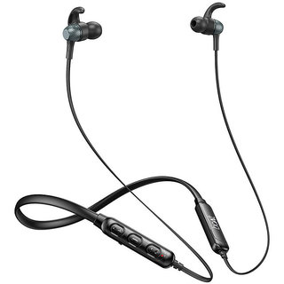 Rockerz 255 Sports Bluetooth Wireless Neckband Earphone with Clearity Stereo Sound and Hands Free Mic-Assorted