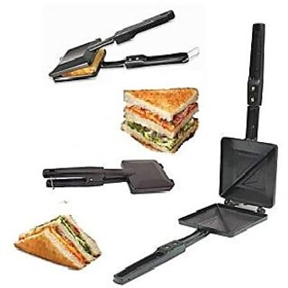 Gas Toaster Non-Stick Sandwich Maker Pack Of 1