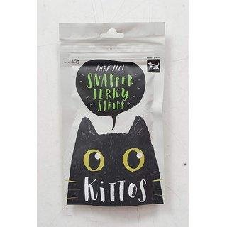 Kittos Snapper Jerky Strips (Pack of 4)