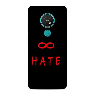 Printed Hard Case/Printed Back Cover for Nokia 7.2