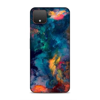 Printed Hard Case/Printed Back Cover for Google Pixel 4