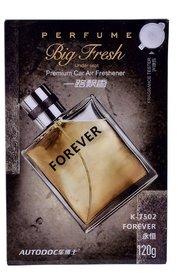Big Fresh Under seat Forever Premium Car Freshener  (120 g)
