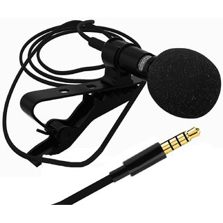 Grind sapphire Collar Mic For All Mobiles and Laptop And Desktop