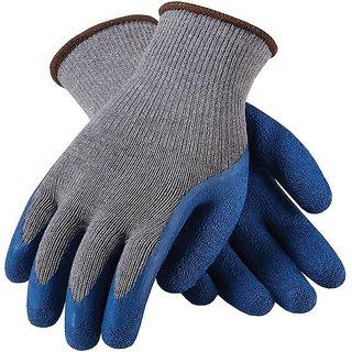 Nylon AntiCut Safety Hand Gloves - 2 Pairs