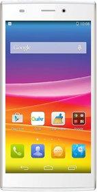 Micromax E311 Canvas Nitro 2 2  GB RAM 16  GB ROM White Gold Smartphone