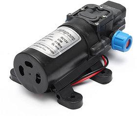 Cam cart DC 12V 60W High Pressure Water Pump Automatic Switch 5L min Pump