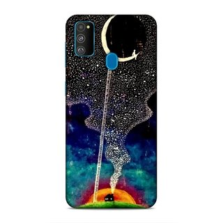 Printed Hard Case/Printed Back Cover for Samsung Galaxy M21/Samsung Galaxy M30S