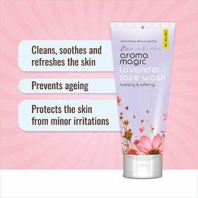 Aroma Magic Lavender Face Wash 100 ml