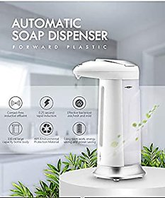 D S INTER Automatic Touchless Sensor/ Hands-Free Magic Soap Dispenser(PACK OF 1)