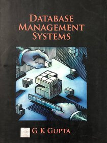 Database Management Systems By G K Gupta