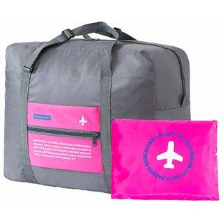 Shop Stoppers  Flight Foldable Bag  Waterproof Foldable Travel Luggage Bag, Sport Handbags for Men  Women - Multicolo