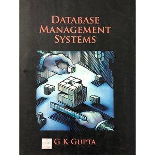 Database Management Systems By G K Gupta