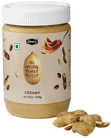 Gleenz All Natural Peanut Butter - Creamy 500G