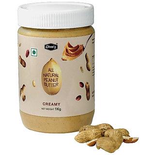 Gleenz All Natural Peanut Butter Creamy 1Kg