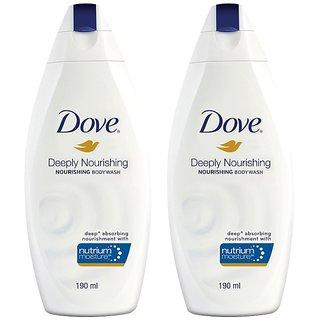 Dove-Deeply Nourishing Body Wash-190 Ml