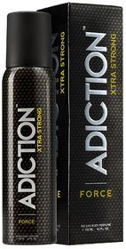 Adiction-Xtra Force Strong Body Perfume-122 Ml