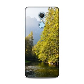 Printed Hard Case/Printed Back Cover for Redmi 5