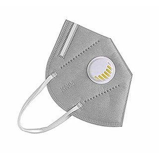 KN 95 Face Mask  Raspriator Filter Cap Resuable Face Mask (10 Pieces) Face Mask With Mask Cleaner .