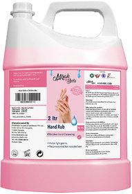Divine Orchid Alcohol-based Hand Rub Sanitizer - 2 Litre