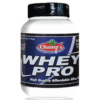 Champs Whey Pro (2kg) Chocolate