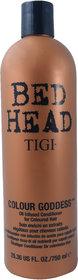 Bed Head Tigi Color Goddess Oil Infused Conditioner 750ml