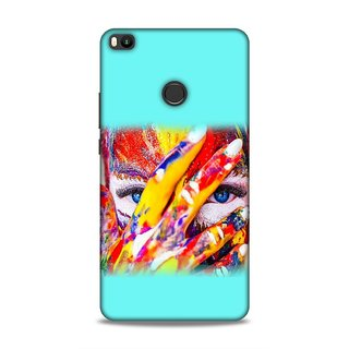 Printed Hard Case/Printed Back Cover for Redmi Max 2