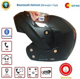 Bluetooth Helmet With Call And Music Function and isi Marked