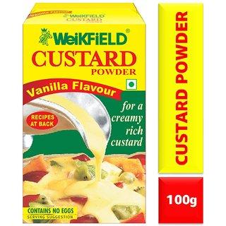 Weikfield-Vanilla Custard Powder-100 Gm