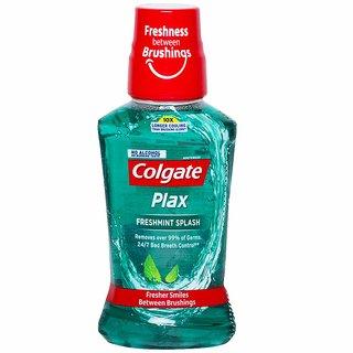 Colgate-Plax Freshmint Mouthwash-250 Ml