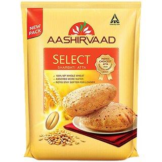 Aashirvaad-Select Atta-5 Kg