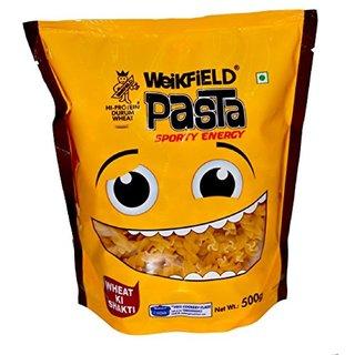 Weikfield-Drum Wheat Pasta-500 Gm